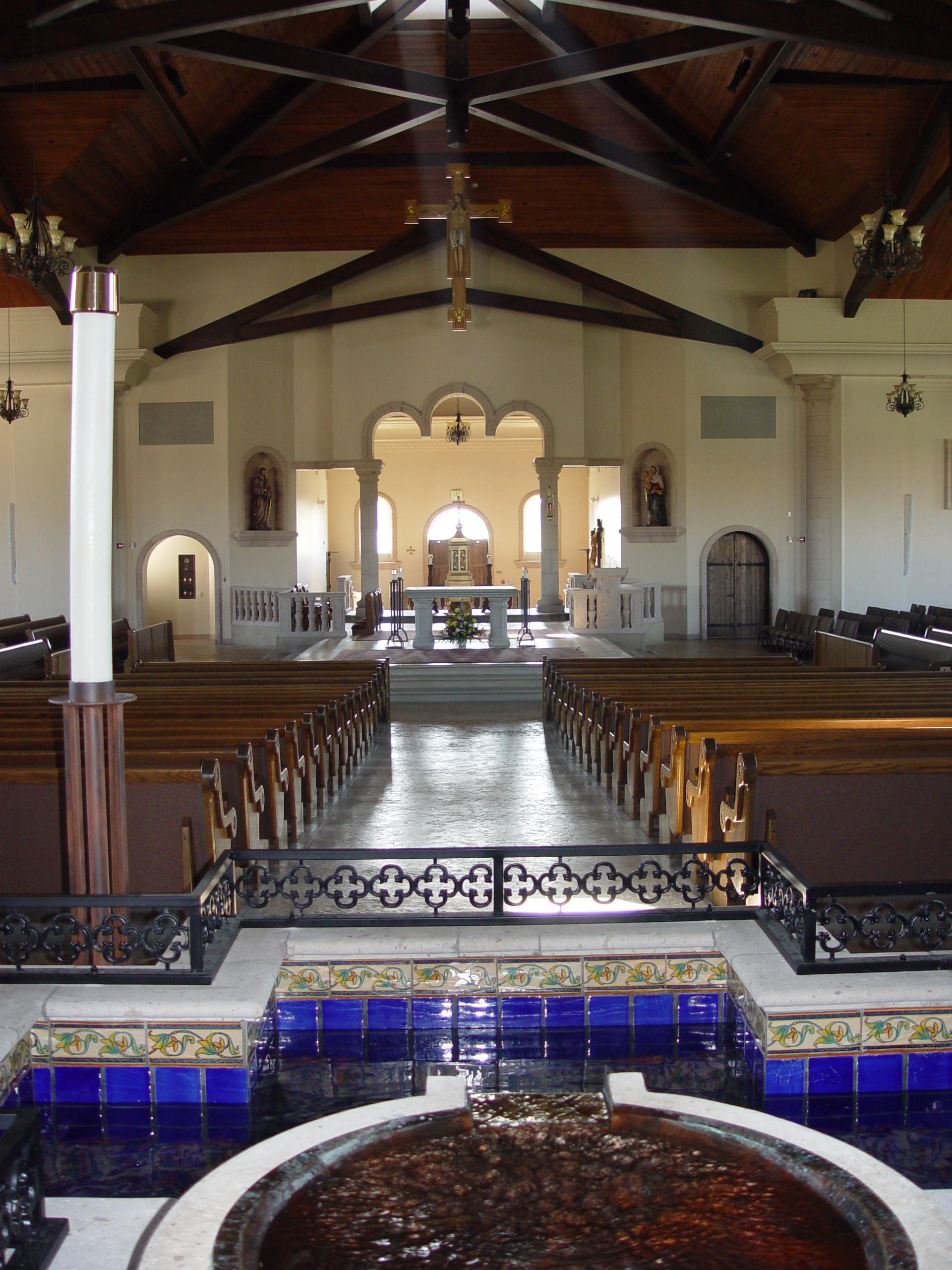 Holy Cross Catholic Porterville