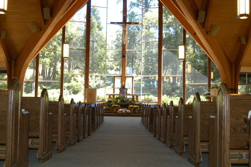 Our Lady Of The Lake Lake Arrowhead