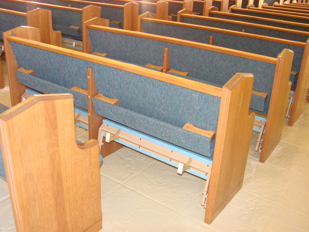 St Michael Catholic Church  San Diego - Furniture upholstery san diego