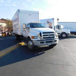 Pg 6. St Agnes Catholic Large Pic of CC Trucks