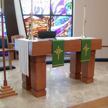 Voorhees Altar